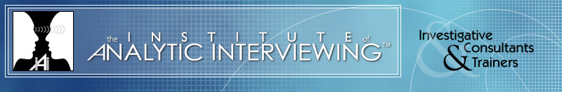 Analytic Interviewing